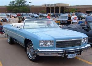 1975 Chevrolet Caprice 1975 Chevrolet Caprice Convertible Classic Cars Today