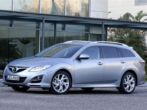 mazda official car wallpapers gallery 2011 mazda 6 wagon official pictures
