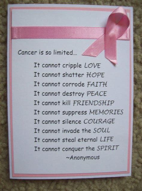 Breast Cancer Gift Cards - 25 best ideas about breast cancer crafts on pinterest breast cancer awareness