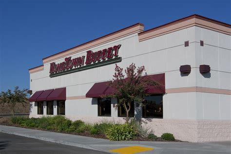 hometown buffet is located at 1060 w highland ave san