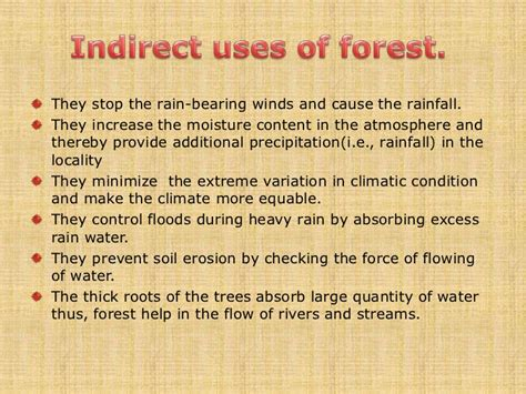 Uses Of Forest Essay In Tamil by Forest Resource