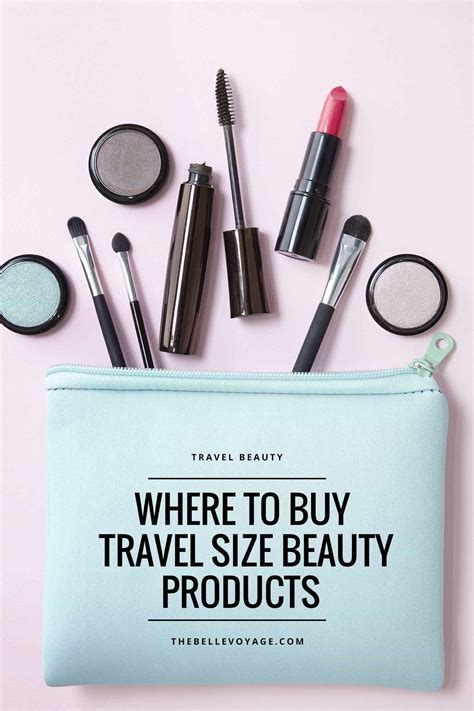 Travel Size mini me where to find travel size products the