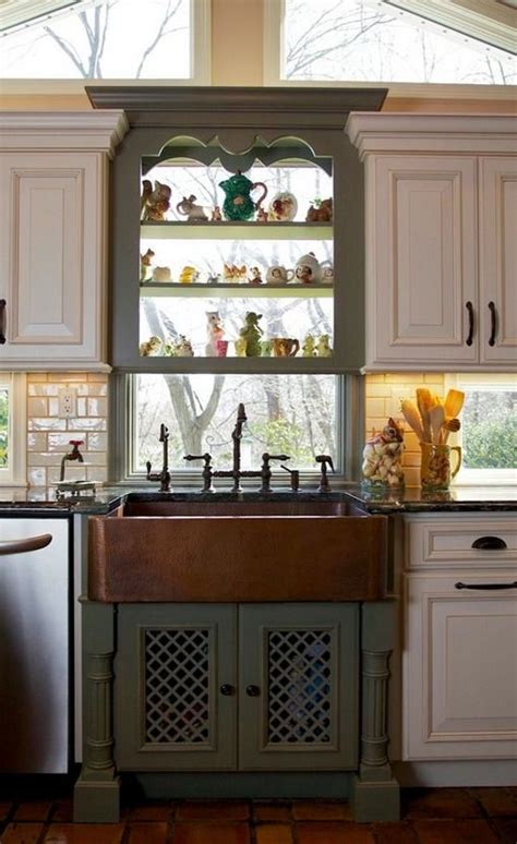 green kitchen sinks 36 quot fiona hammered copper farmhouse sink green kitchen
