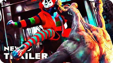 animal world trailer  michael douglas yi feng li