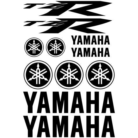 Yamaha Tzr Aufkleber wandtattoos folies yamaha tzr aufkleber set