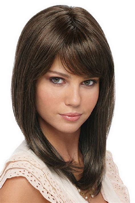trendy hairstyles haircuts trendy haircuts medium length hair