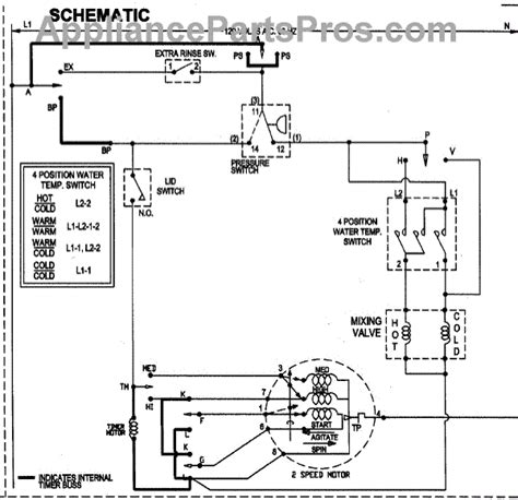 amana washer diagram parts for amana nav5800aww wiring information parts