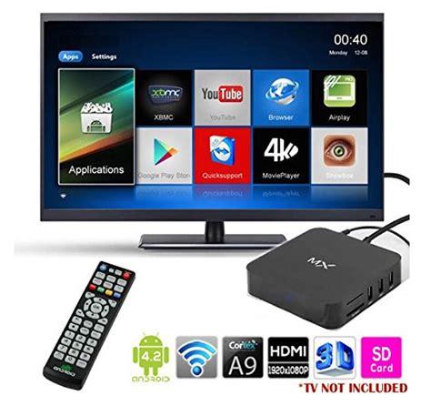 Android Tv Box Mangga Dua juma juma cara mengubah televisi biasa menjadi smart tv