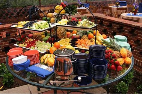Backyard Catering by Menu