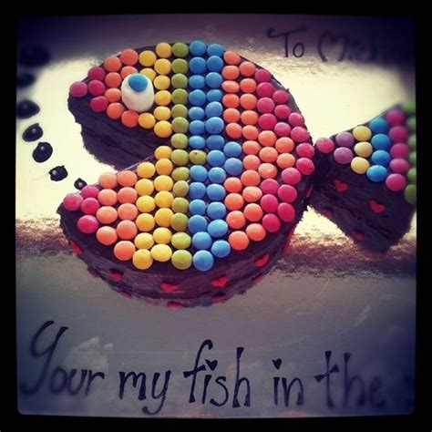 smarty kuchen smartie fish cake baking cakes and