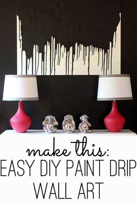 how to do wall painting designs yourself 76 brilliant diy wall art ideas for your blank walls diy joy
