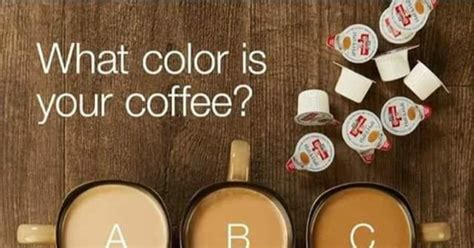 what is your color what color do you like your coffee girlsaskguys