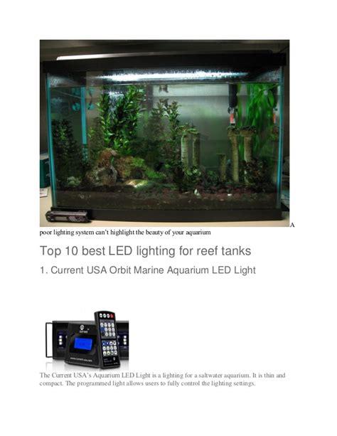 best led lighting for reef tank best led lighting for reef tank