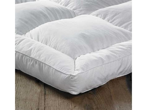 hot sale luxurious cheap goose feather hotel bed pillow feather mattress topper fantastic goose feather mattress