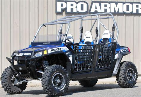 Pro Armor Rzr Doors by Rzr4 Doors Pro Armor Stealth Aluminum Door Skins Black