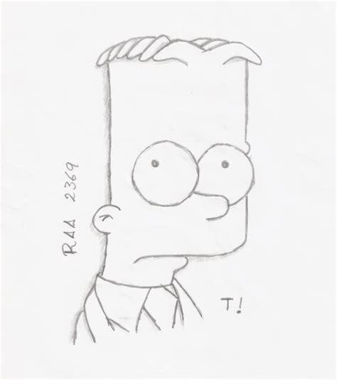 imagenes de los simpson para dibujar a lapiz los simpson a lapiz taringa
