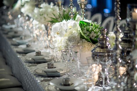 winter wedding table decorations amazing wedding table decoration with flowers and candles