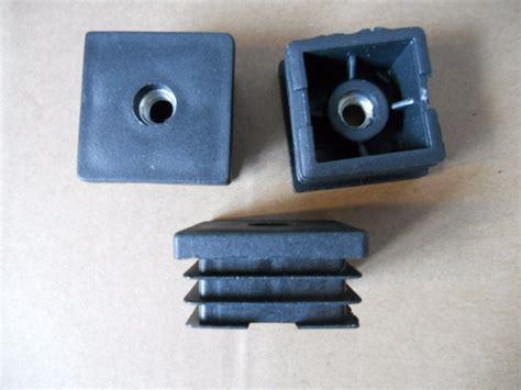 100pcs lot 25mm 1 quot 25mm 1 quot plastic square tubing