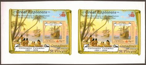 what side does a st go on 1988 saint vincent grenadines and bequia explorers