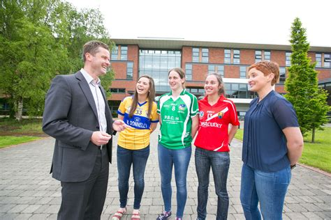 Of Limerick Mba by Ul Launches S Gaelic Players Association Scholarships