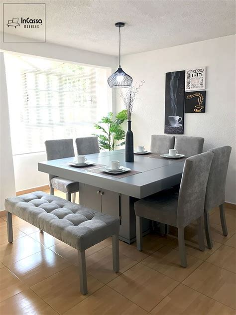 comedor modelo cambridge en  muebles de comedor modernos diseno de la sala de comedor