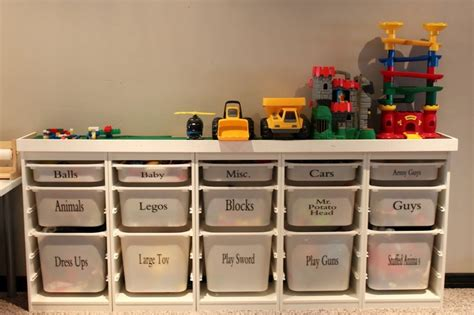 playroom storage containers ikea trofast storage towers and bins with lego boards