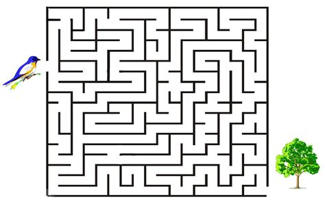 the meaning and symbolism of the word maze
