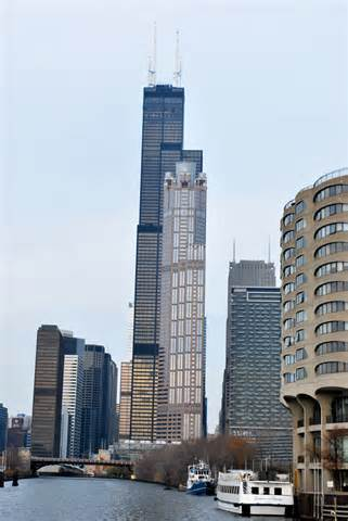Sears Tower by Sears Tower Living In The Golden Age Of Travel
