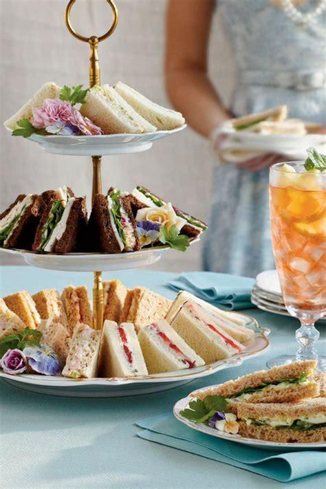 Kitchen Tea Food Ideas by أحدث صيحات حفلات توديع العزوبية حفلة الشاي موقع العروس