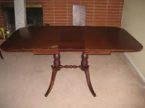 Duncan Phyfe Dining Room Table Duncan Phyfe Dining Room Table Antique Appraisal