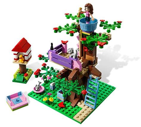 Lego Bela Friend 10158 Tree House 53 best lego friends images on lego legos and