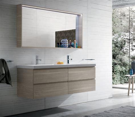 mobili bagno doppio lavandino mobile da bagno b go doppio lavandino l 141cm vari colori