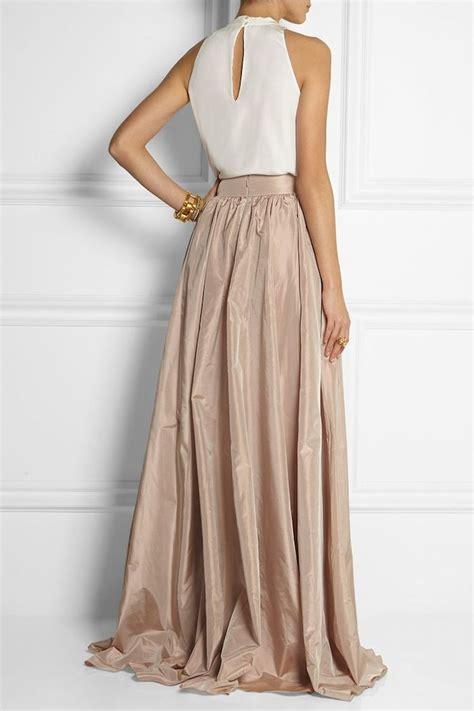 Silk Skirt best 25 silk skirt ideas on grey strappy