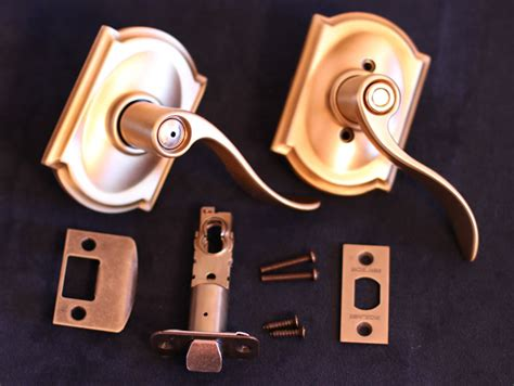 Schlage Door Knob Locks Me Out by Easy One Room Refresh Guest Room Makeover Better Living
