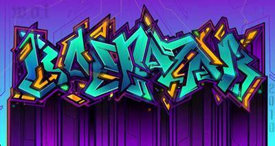 gambar grafiti nama     keren  tips