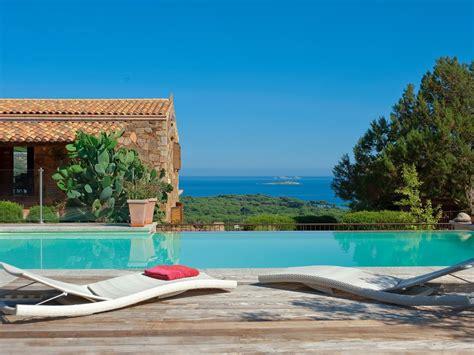 Korsika Haus Mieten Am Meer by Ferienhaus Am Strand In Palombaggia Mieten 956530