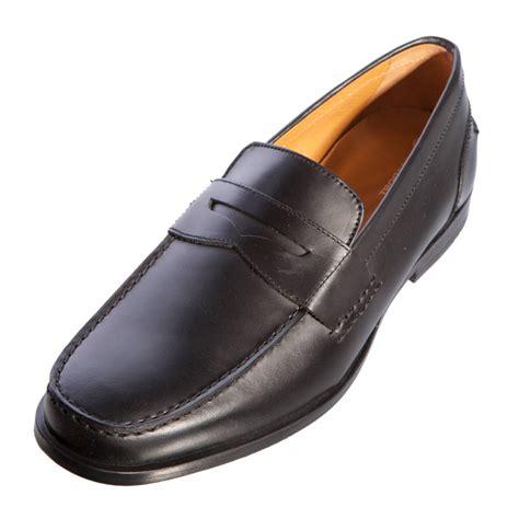 rockport mens loafers rockport mens pd black leather loafer k60014 ebay