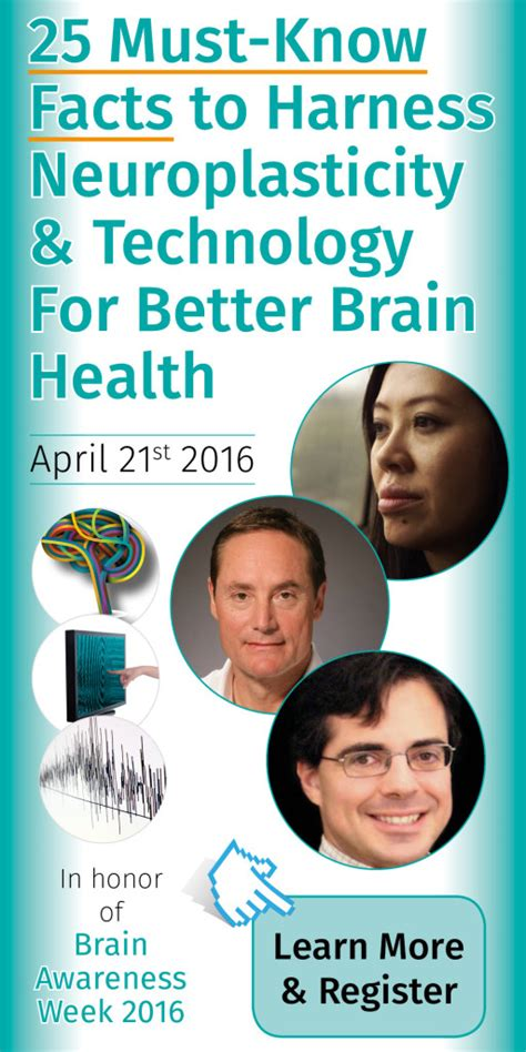 neuroplasticity brain meets new tricks books april 21st lecture to discuss 25 must facts
