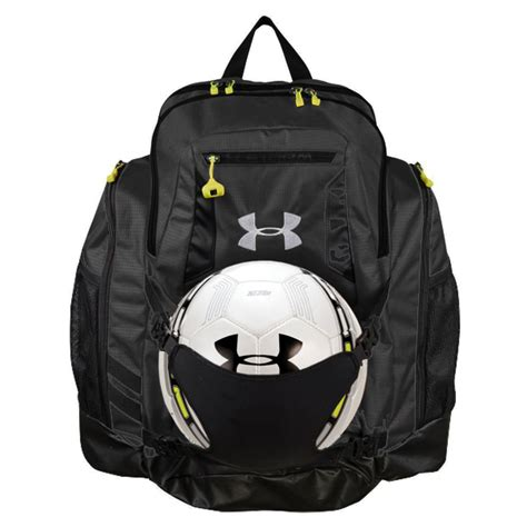 under armoir backpack under armour striker ii soccer backpack theteamfactory com