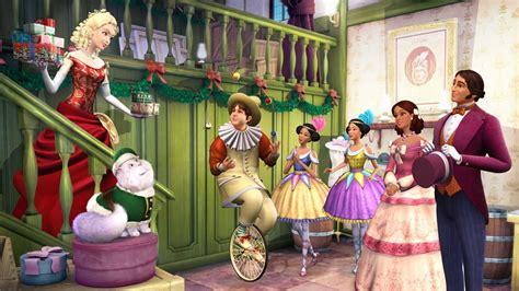 film barbie w krainie kucyków barbie w wigilijnej opowieści film animowany