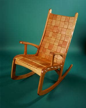 Vermont Rocking Chair by Welcome To Vermont Folk Rocker