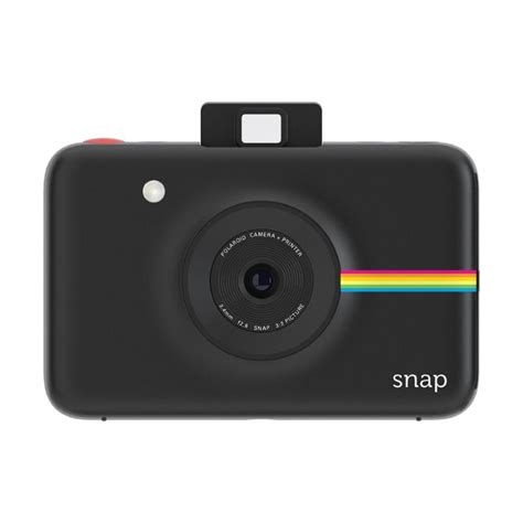 Kamera Polaroid Samsung jual polaroid snap black kamera pocket harga