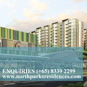 Northpark Residences Floor Plan by Northpark Residences Show Flat Northpark Residences