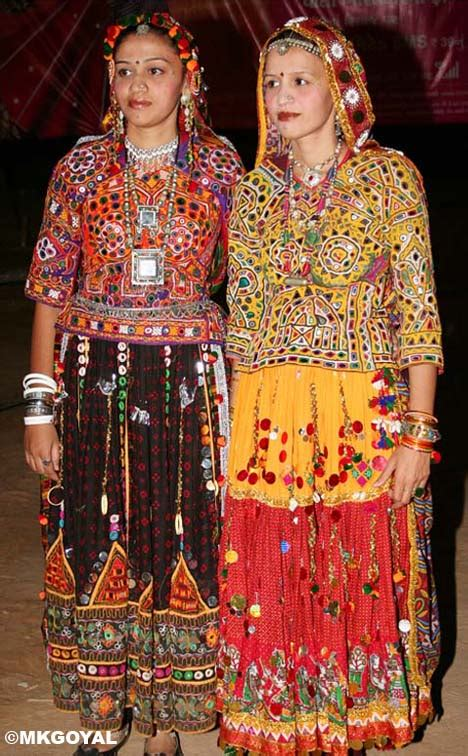 Gujarat Dress gujarati in traditional dress a photo from gujarat