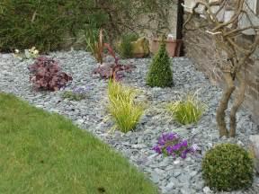 Small City Backyard Ideas Gravel Usage With Lynch Garden Design