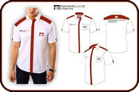 desain kemeja safety sribu desain seragam kantor baju kaos desain kemeja kerja