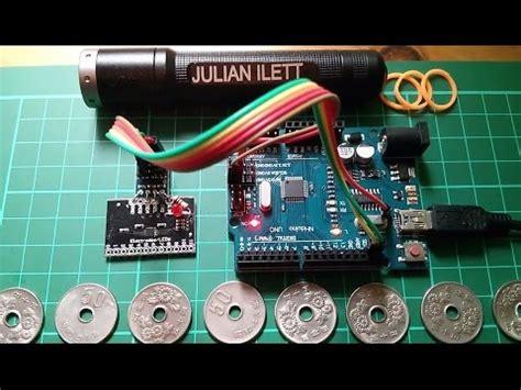 capacitive sensor project 1 day project mpr121 capacitive touch sensor organ