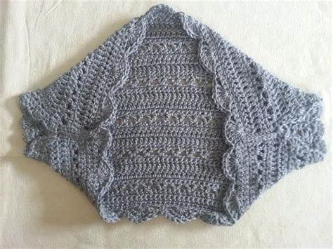 simple pattern bolero free crochet pattern easy shrug dancox for