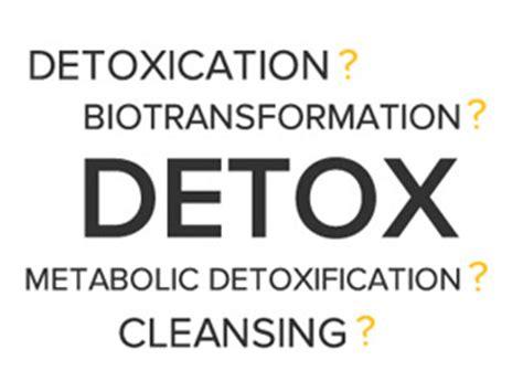 Detox Center Definition by Defining Detox Integrative Therapeutics