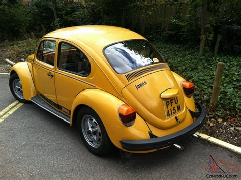volkswagen bug yellow volkswagen beetle jeans yellow ebay motors 151028758515